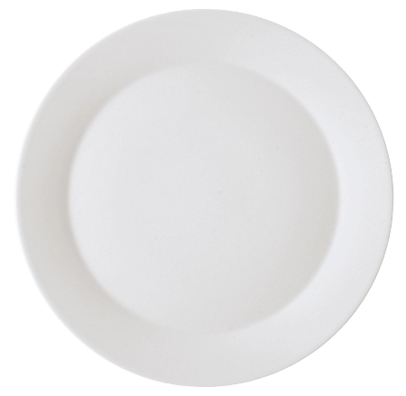 Dinerbord 27 cm Tric Wit
